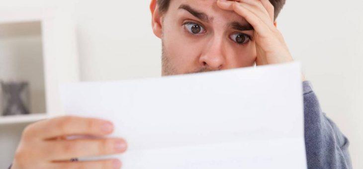 Cartelle esattoriali: cosa fare quando se ne riceve una