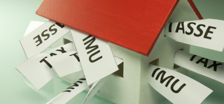 IMU TASI TARI: paga il proprietario o l'inquilino?