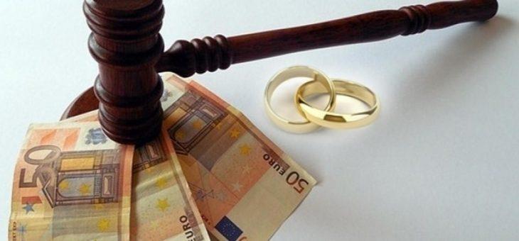 DIVORZIO: ecco le NOVITÀ sull'assegno all'ex coniuge